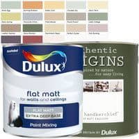 Dulux Flat Matt Authentic Origins 2.5L
